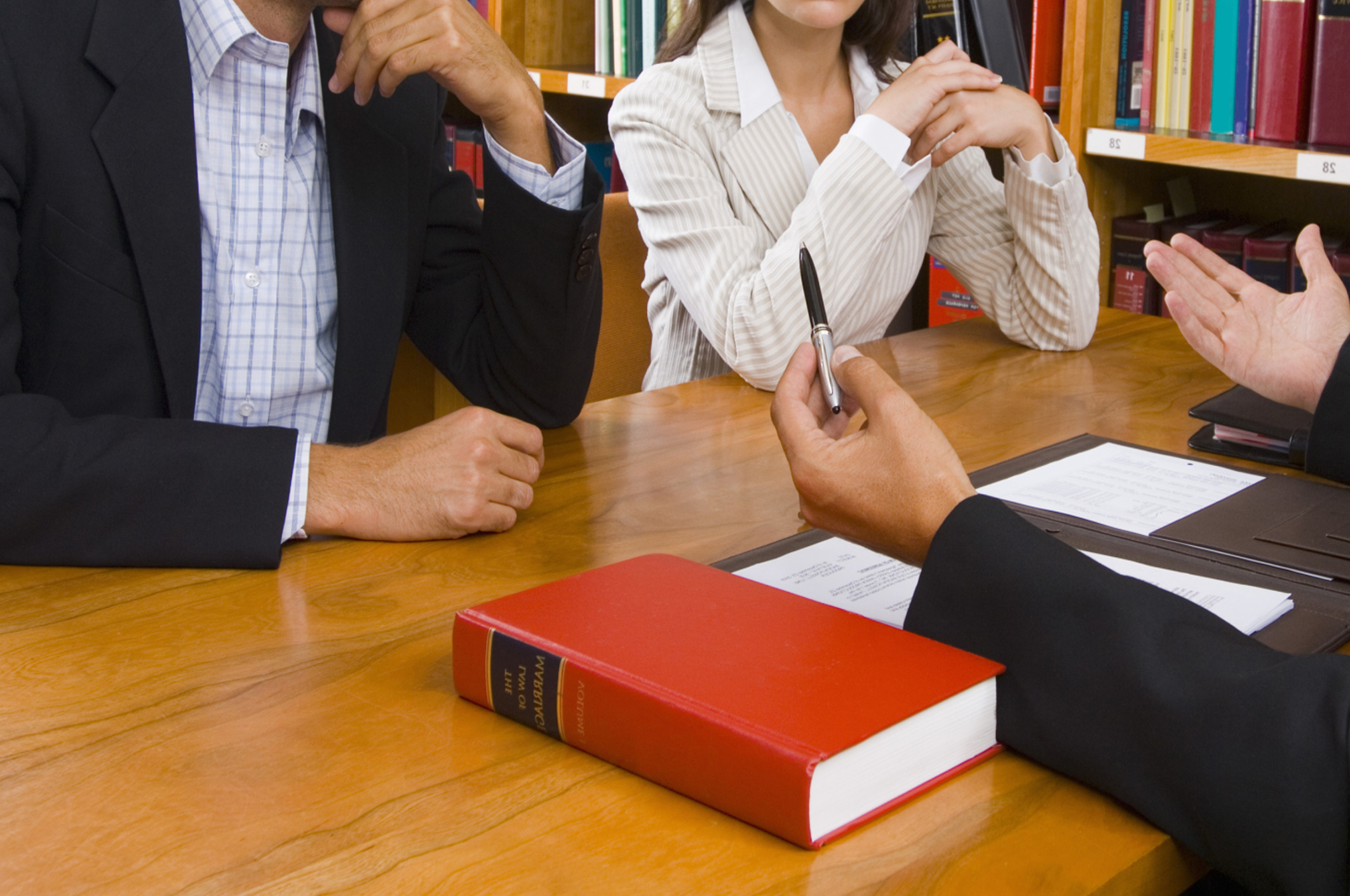 Divorce and Family Matters—How to Make Things Simpler and Logical