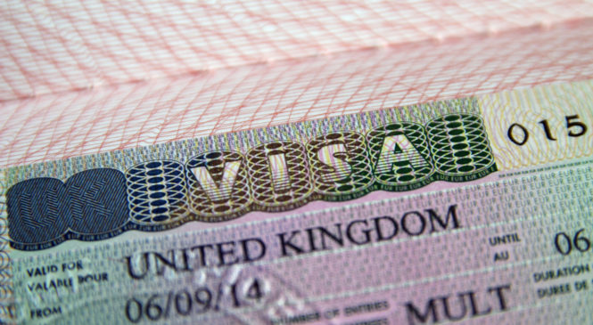 What is a UK spouse visa?