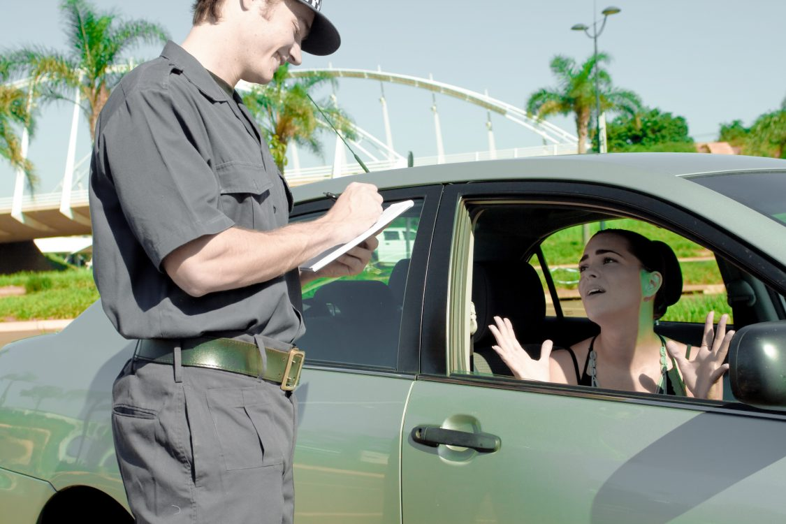 If I Get Pulled Over, Does a Police Officer Have the Right to Search My Vehicle?