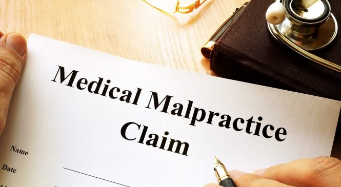 What documents do you need for a medical malpractice case?